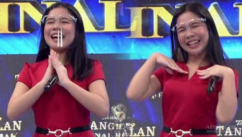 Jessa Mae, ipinakita ang kanyang Tiktok dance move | It's Showtime Image Thumbnail