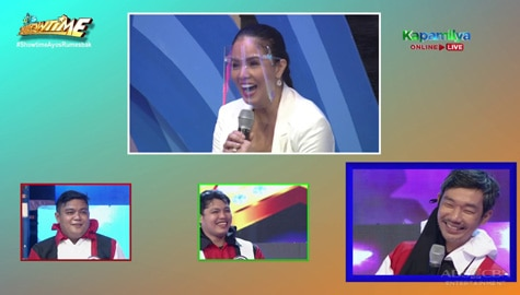 Paolo Santos joins Hide & Sing | It's Showtime Image Thumbnail