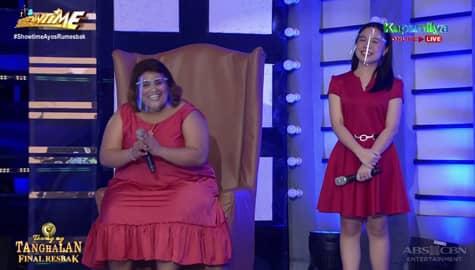 Rachell Laylo, nakuha ang pagmamay-ari ng seat of power | It's Showtime Image Thumbnail