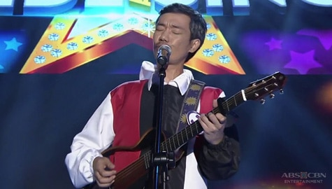 WATCH: Paolo Santos, pinasaya ang It's Showtime family Image Thumbnail