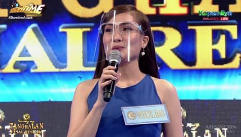 Wincel Mae, ikinuwento kung paano siya nakilala dahil sa Tawag Ng Tanghalan | It's Showtime Image Thumbnail