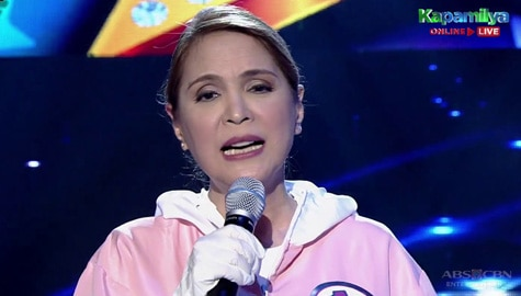 Jamie Rivera joins Hide & Sing | It's Showtime Image Thumbnail