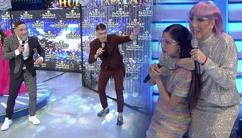 Kim Chiu, nadamay sa kulitan nina Vice Ganda, Jhong at Vhong | It's Showtime  Image Thumbnail