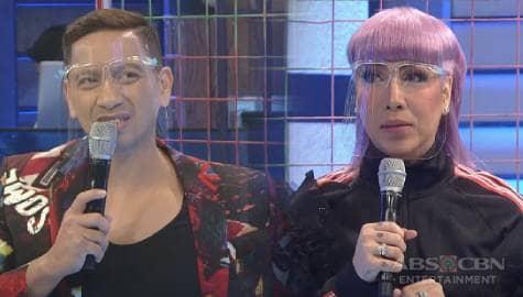 Vice Ganda, nag-isip ng kakaibang pangalan ng banda ni Jhong | It's Showtime Image Thumbnail