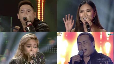 WATCH: Ang Pagbabalik sa It's Showtime stage ng mga Kampeon sa Tawang Ng Tanghalan Image Thumbnail