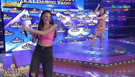 Kim Chiu, sinayaw ang 'Tala' kasama si daily contender Mary Ann | It's Showtime Image Thumbnail
