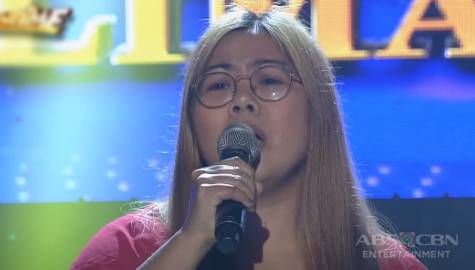 TNT 5: Lovely Flores sings Tanging Mahal Image Thumbnail