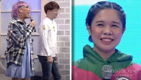 Vice Ganda, natuwa nang makita si TNT 4 grandfinalist Jessa Mae | It's Showtime  Image Thumbnail