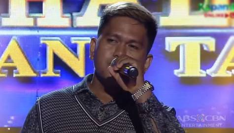 TNT 5: JC Flores sings Ikaw Lamang  Image Thumbnail