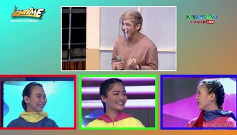 It's Showtime: Christian Bables, tumpak ang hulang celebrity singer na si Vivoree sa Hide & Sing Image Thumbnail
