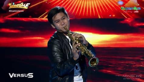 Papi Padyak, ipinakita ang talento sa 'Versus' | It's Showtime  Image Thumbnail