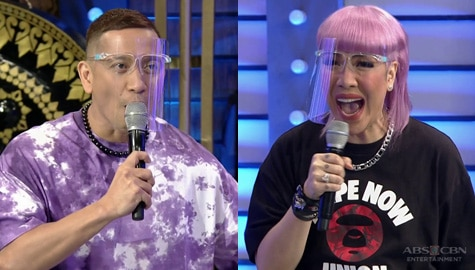 Vice Ganda at Jhong, sinubukan ang galing sa pag-voice talent | It's Showtime Image Thumbnail