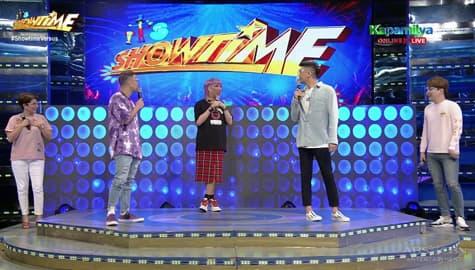 'Tell me without telling me'  Vice Ganda, kinamusta ang Valentine's day ng kanyang mga kaibigan | It's Showtime  Image Thumbnail