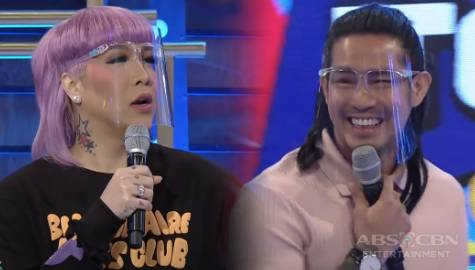 Ion, mas pinili ang Team Vhong laban sa Team Vice Ganda | It's Showtime Image Thumbnail