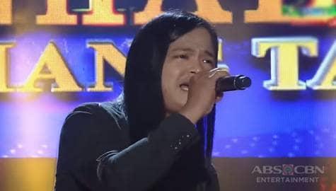 TNT 5:  Rommel Tupalar sings Jovit Baldivino's Ika'y Mahal Pa Rin Image Thumbnail