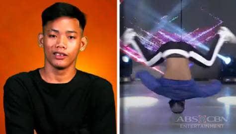 Challenger Otso Guapito, nagpakita ng kanyang talento sa Versus | It's Showtime Image Thumbnail