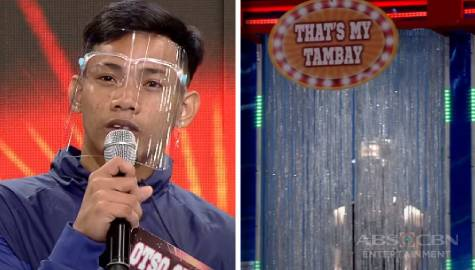 That's My Tambay, may matapang na mensahe kay Otso Guapito | It's Showtime Image Thumbnail