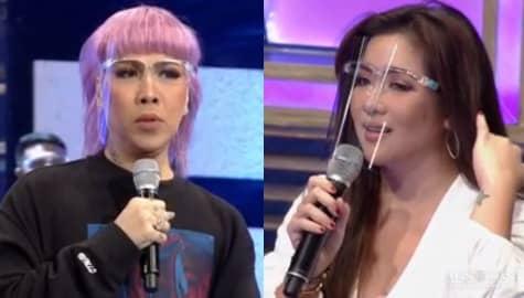 Vice Ganda, inasar ang paghuhurado ni Angeline sa TNT | It's Showtime  Image Thumbnail