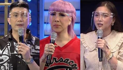 Vice Ganda, Vhong at Kim, nagkwentuhan tungkol sa 'Bulong' | It's Showtime  Image Thumbnail