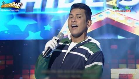 It's Showtime: Gary Valenciano, naghandog ng mala-concert na performance para sa madlang people! Image Thumbnail