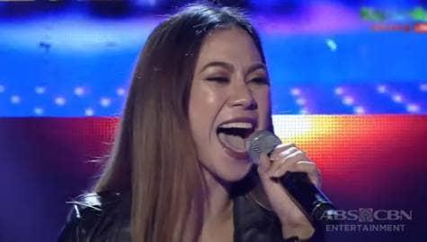 TNT 5: Alaiza Sua sings Sia's Chandelier  Image Thumbnail
