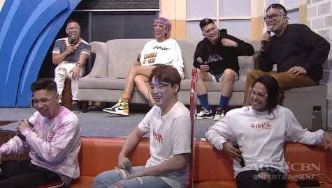 WATCH: Showtime family, naaliw nang mag-english si Ion  Image Thumbnail