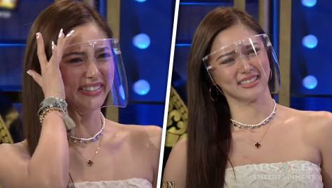 """Ganito pala 'yung feeling"" Kim Chiu gets emotional on It's Showtime Image Thumbnail"