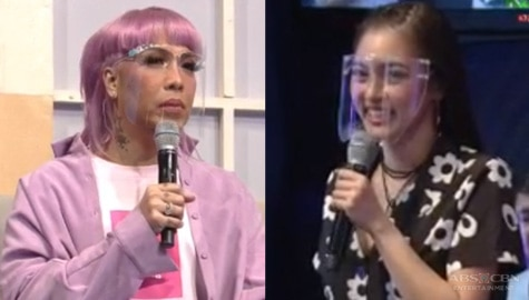 "Kim to  Vice Ganda: ""Ikaw, baka maniwala si Nathalie!"" 
