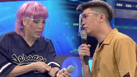 "Vice Ganda to Vhong: ""Dumating na ba 'yung bakuna?"" 