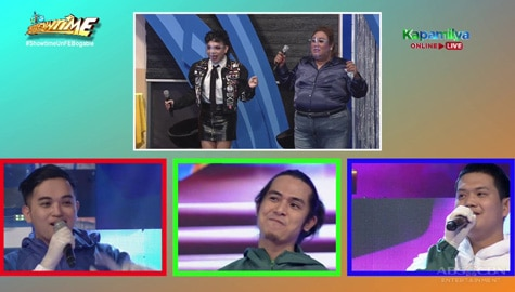 WATCH: Abra joins It's Showtime's Hide & Sing Image Thumbnail
