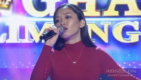 TNT 5: Claire Maaba sings Shallow Image Thumbnail