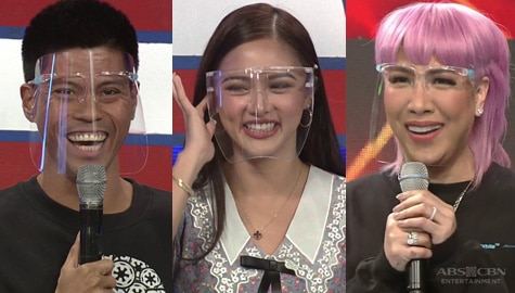 "Vice asks Kim: ""Happy naman kayo ni Jerald?"" 
