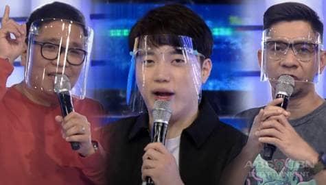Showtime family, binati ang mga classmates nila noong grade school | It's Showtime Image Thumbnail