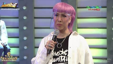 Mommy Rosario, may isang hiling para kay Vice Ganda | It's Showtime Image Thumbnail