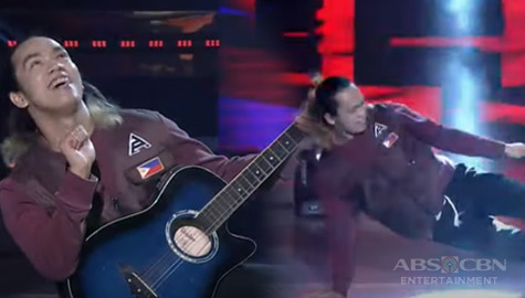 Estudyante Dope, pinamangha ang mga hurados sa kanyang pagsasayaw | It's Showtime Image Thumbnail