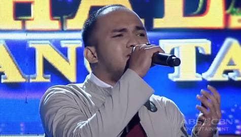 TNT 5: Fredo Camelon sings Kung Tayo  Image Thumbnail