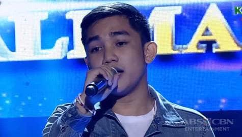 TNT 5: Eian Bryle sings Bakit Ba Ikaw Image Thumbnail
