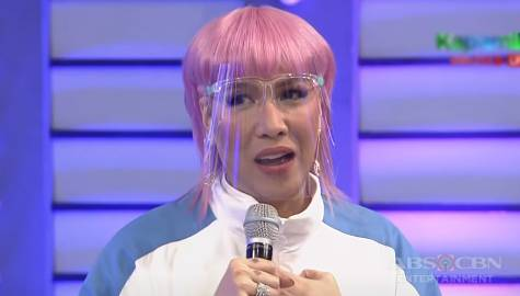 Vice Ganda, nasaktan sa lyrics ng kantang Someone You Loved | It's Showtime  Image Thumbnail
