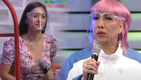 "Vice Ganda: ""Si Kim Chiu ang makabagong queen of horror"" 