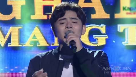 TNT 5: Mark Anthony Mendoza sings Sa Ngalan Ng Pag-Ibig  Image Thumbnail