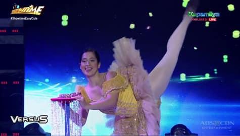 Biloy-Zaga, pinikakita ang talent sa ballerina | It's Showtime Image Thumbnail