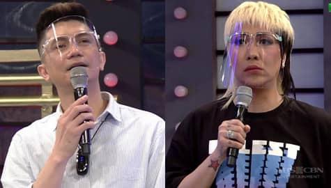 Vice Ganda, sinubukan ang galing ni Vhong sa history | It's Showtime  Image Thumbnail