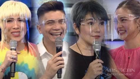 """""""Dinagdagan mo kami ng kulay"""" Kim Chiu, na-touch sa birthday messages na natanggap mula sa Showtime family"""