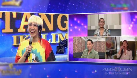 "Vice Ganda, inulit ang ""Choppy Choppy-han"" prank kay Angeline 