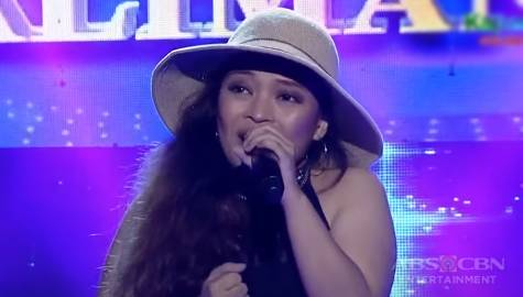 TNT 5: Aixia Mallary sings Special Attention Image Thumbnail