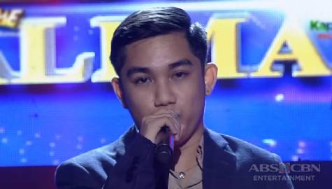 TNT 5: Eian Bryle sings Who You Are Image Thumbnail