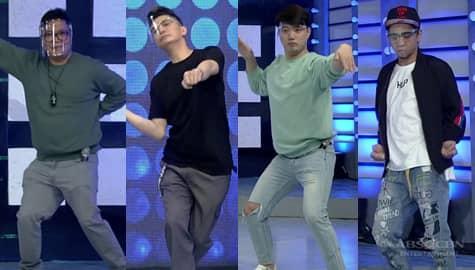 It's Showtime: Vice, pinagaya sa Team Vhong ang nag-viral na sayaw sa Tiktok bilang FUNishment Image Thumbnail