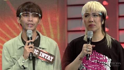 Vice Ganda, inalam ang kwento ni JC Intay sa babaeng nililigawan niya ng 7 years | It's Showtime  Image Thumbnail