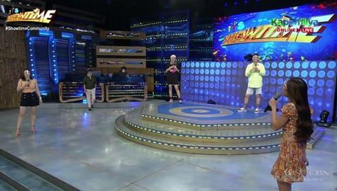 """It's Showtime family, inumpisahan ang """"Ipapasa ko ang GV kay"""" challenge  Image Thumbnail"""