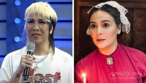 'Magkamukha daw kami' Ano nga ba ang tawag ni Dawn Zulueta kay  Vice Ganda? | It's Showtime Image Thumbnail